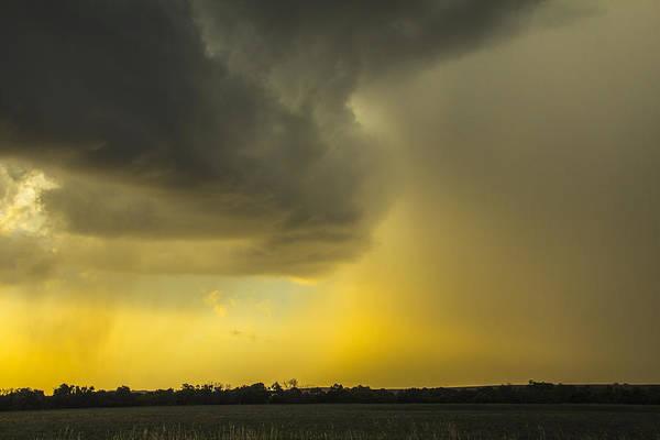 Photograph - Last Nebraska Supercell Of The Summer 049 by NebraskaSC