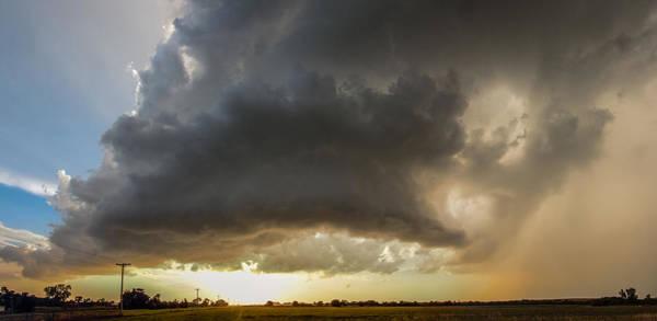 Photograph - Last Nebraska Supercell Of The Summer 057 by NebraskaSC