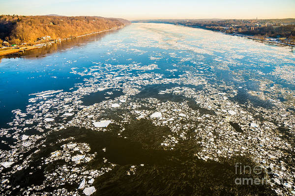 Photograph - Last Of The Ice Floes by Jim DeLillo