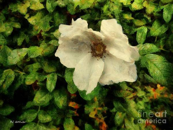 Painting - Last One Left by RC DeWinter