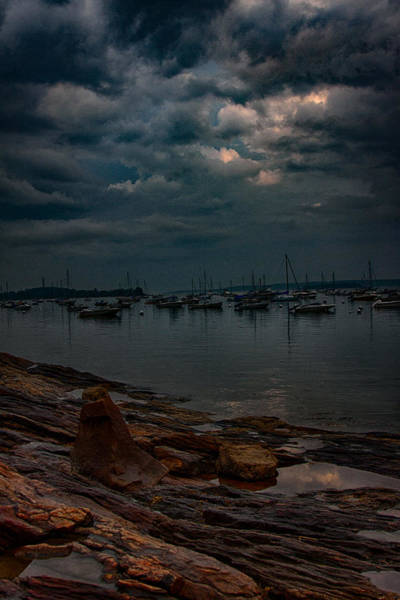Photograph - Last Rays Of The Day by Jeff Folger