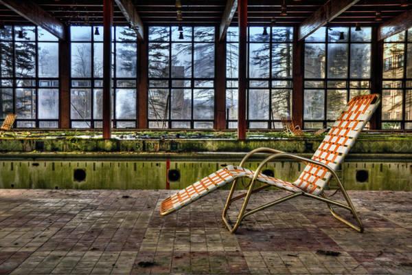 Lounge Photograph - Last Resort by Evelina Kremsdorf