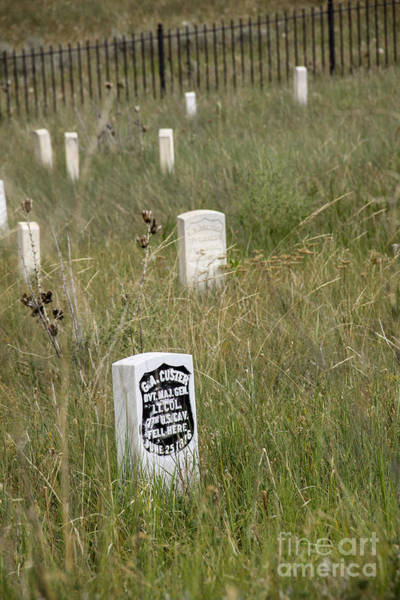 Indian Burial Ground Photograph - Last Stand by Sandy Adams