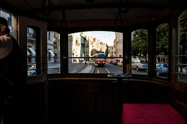 Photograph - Last Tram Stop by M G Whittingham