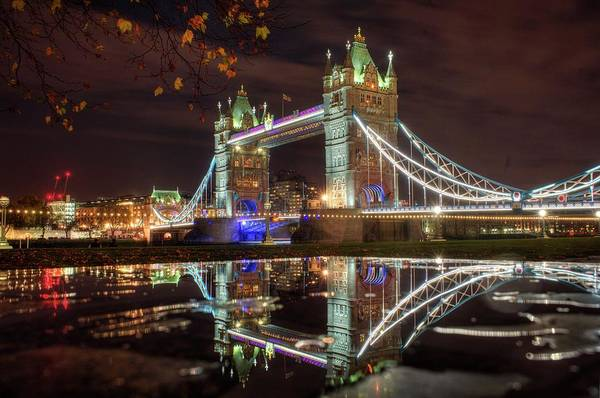 Photograph - Last Stop Tower Bridge by Quality HDR Photography