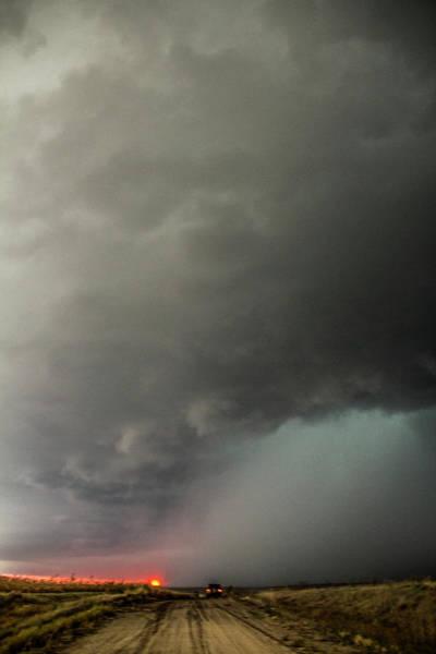 Photograph - Last Storm Chase Of 2017 034 by NebraskaSC