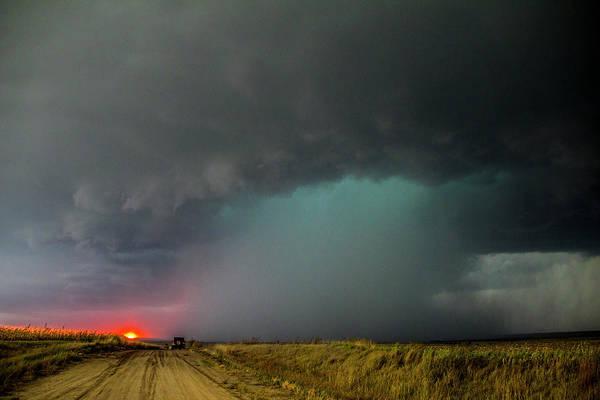 Photograph - Last Storm Chase Of 2017 038 by NebraskaSC
