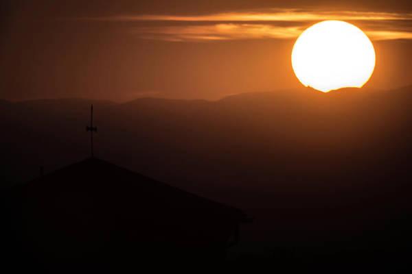 Photograph - Last Sunlight  by Wolfgang Stocker