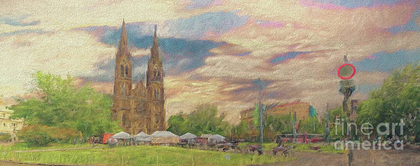 Lasting Impression - Prague Art Print