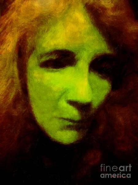 Painting - Lady Macbeth by RC DeWinter