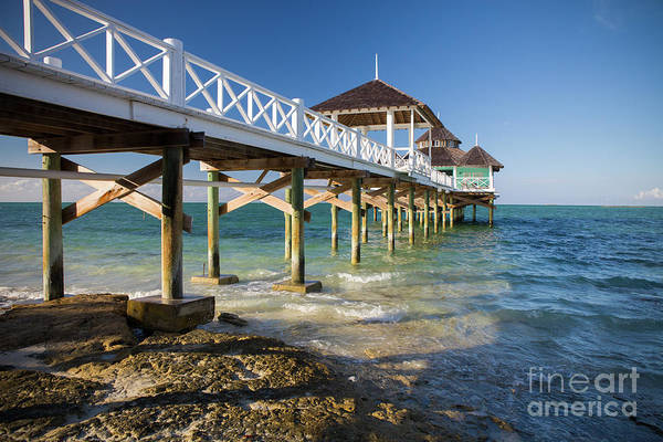 Photograph - Late Afternoon At Kamalame Cay by Wendy Gunderson