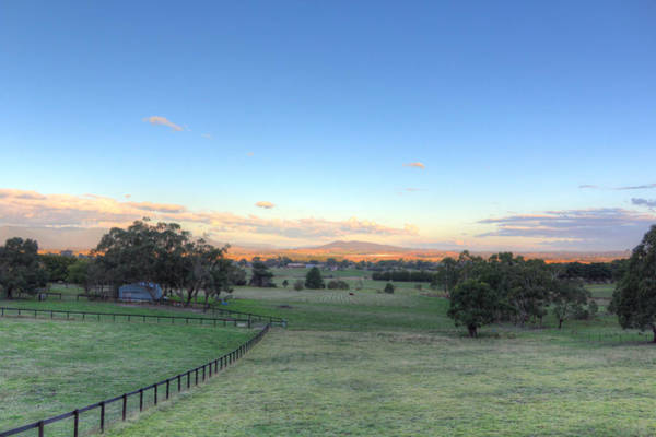 Photograph - Late Afternoon Yarra Valley 02-05-2015 by Bert Ernie