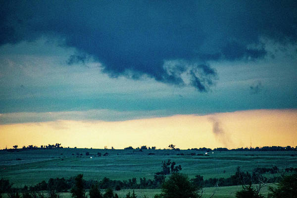 Photograph - Late May Chase Day 029 by NebraskaSC