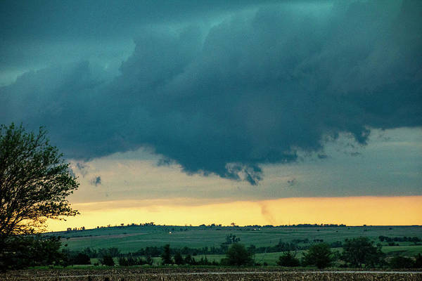 Photograph - Late May Chase Day 030 by NebraskaSC