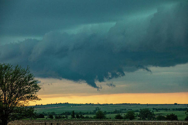 Photograph - Late May Chase Day 032 by NebraskaSC
