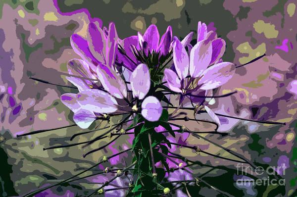 Mixed Media - Late Summer Impression by Silva Wischeropp