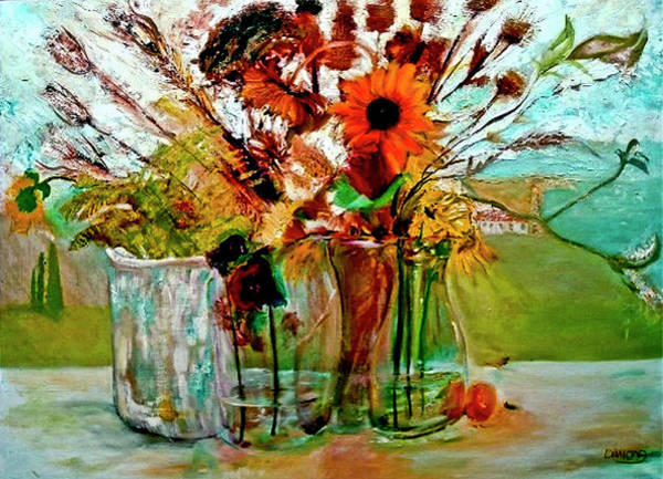 Painting - Late Summer by Jack Diamond