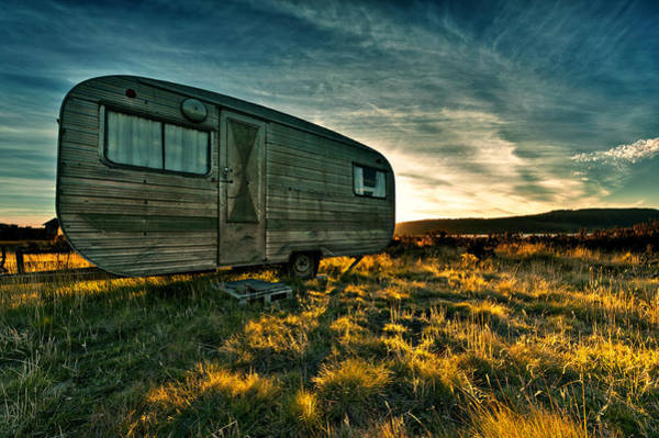 Photograph - Late Summer Sun  by U Schade