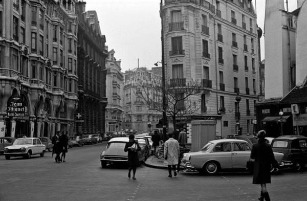 Photograph - Latin Quarter Paris 3 by Lee Santa