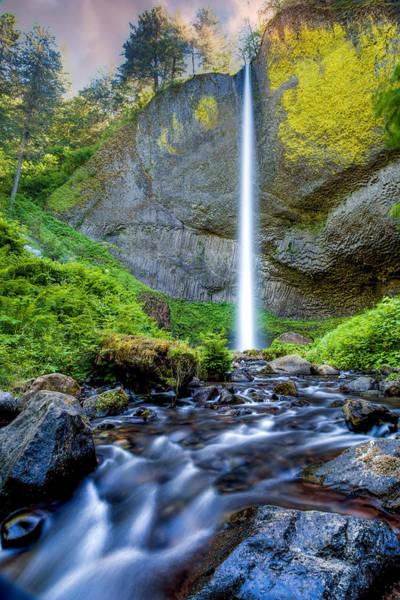 Wall Art - Photograph - Latourell Falls by Drew Castelhano