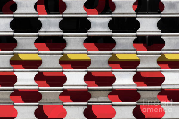 Wall Art - Photograph - Lattice Abstract by Wendy Wilton