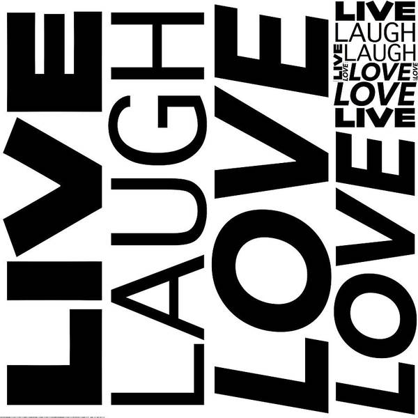 Digital Art - Laugh by Alice Gipson