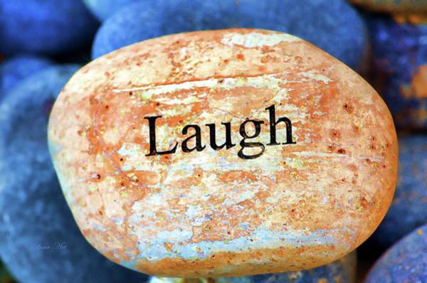Photograph - Laugh by OLena Art - Lena Owens
