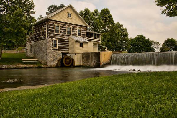 Photograph - Laughlin Mill  by Kristia Adams