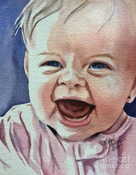 Painting - Laughter by Michal Madison