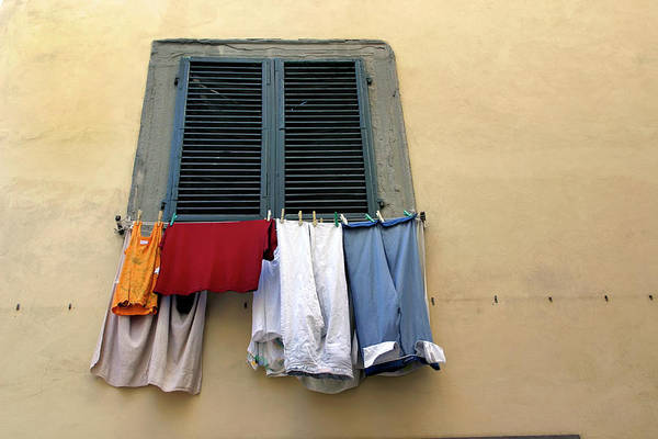 Photograph - Laundry Day by KG Thienemann