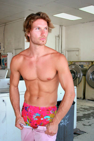 Dirty Laundry Photograph - Laundry Day Palm Springs by William Dey