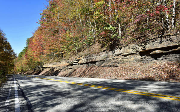 Wall Art - Photograph - Laurel Highlands Scenic Byway - Ohiopyle State Park by Brendan Reals