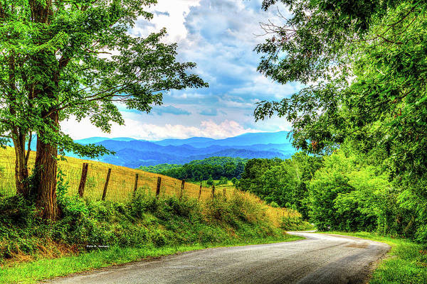 Photograph - Laurel Hill View by Dale R Carlson
