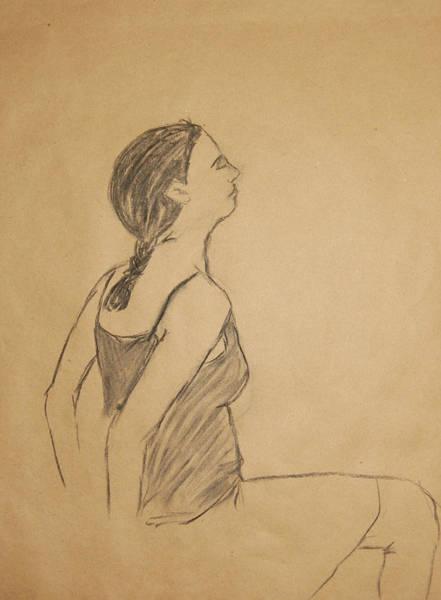 Lauren No.1 Art Print by Marina Garrison