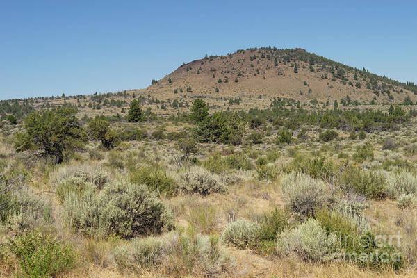 Photograph - Lava Beds National Monument California Dsc5246 by Wingsdomain Art and Photography
