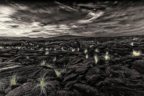 Black Friday Wall Art - Photograph - Lava Flow by Thomas Ashcraft