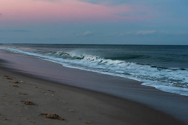 Photograph - Lavallette Beach New Jersey New Year 2016  by Terry DeLuco