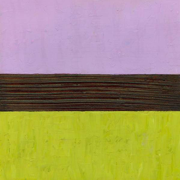 Painting - Lavender Brown Olive by Michelle Calkins