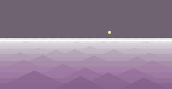 Digital Art - Lavender Peaks by Val Arie