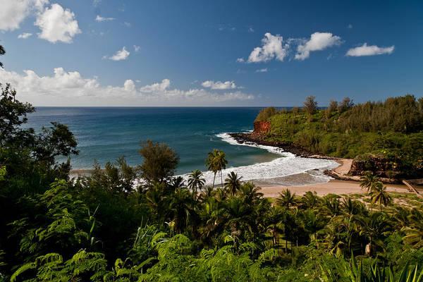 Allerton Garden Photograph - Lawai Beach by Roger Mullenhour