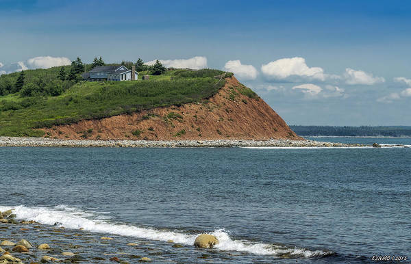 Halifax Nova Scotia Digital Art - Lawrencetown by Ken Morris