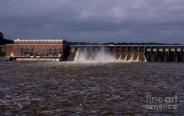 Coosa River Photograph - Lay Dam Alabama by Liz Masoner