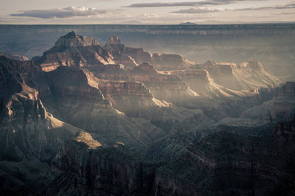 Wall Art - Photograph - Layers Of Grand by Daniel Cooley