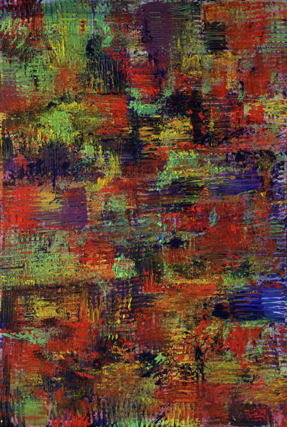 Painting - Layers Of Life by Angela Bushman