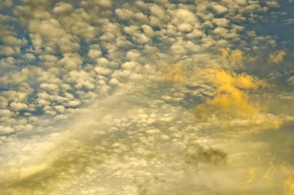 Photograph - Layers Of Sky by Wanda Krack