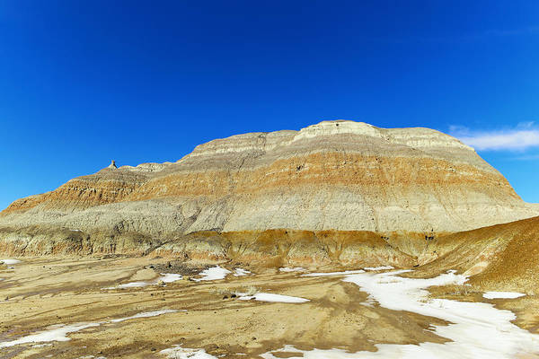 Wall Art - Photograph - Layers Of Time In The Bisti Wilderness by Jeff Swan