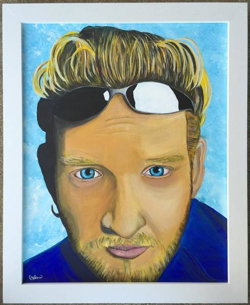 Layne Staley Painting - Layne Staley by Grayson Engleman