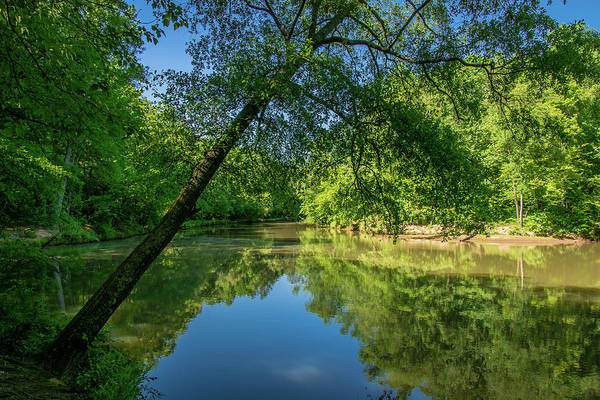 Photograph - Lazy Summer Day On The River by James L Bartlett