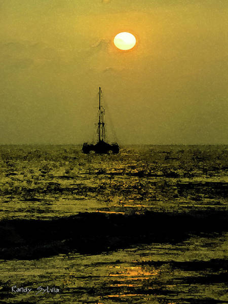 Photograph - Lazy Sunset by Randy Sylvia
