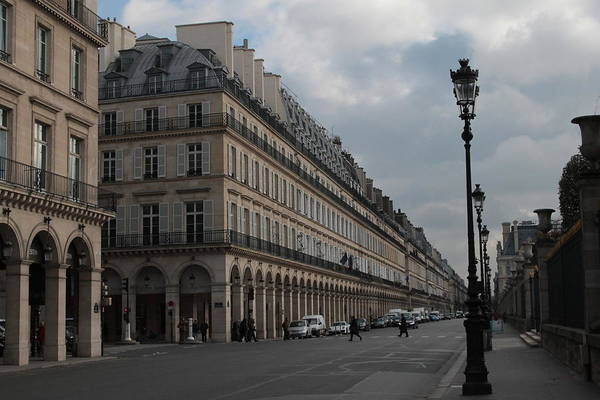 Photograph - Le Meurice Hotel, Paris by Christopher Kirby